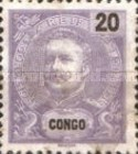 [King Carlos I of Portugal, type C4]
