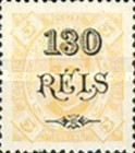 [King Carlos I of Portugal - Stamps of 1894 Surcharged, type D7]