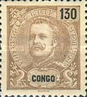 [King Carlos I of Portugal, type F6]