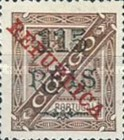 [King Carlos I Stamps of 1902-1903 Overprinted, type P3]