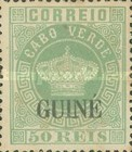 [Crown - Cape Verde Stamps Overprinted
