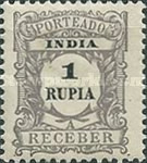 [Numeral Stamps, type A10]