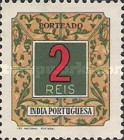 [Numeral Stamps, Typ G]