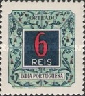 [Numeral Stamps, type G2]