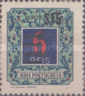[Postage Due Stamps of 1952 Surcharged, Typ H2]