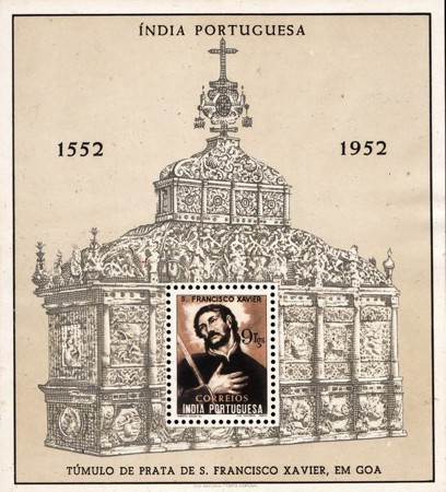 [The 400th Anniversary of the Death of Holy Francis Xavier, Typ ]