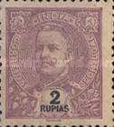 [King Carlos I - Value in Black, Typ AG11]