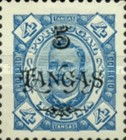 [Issues of 1886 and 1895 Surcharged, Typ AI14]