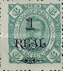 [Issues of 1886 and 1895 Surcharged, Typ AI3]