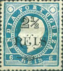 [Issues of 1886 and 1895 Surcharged, Typ AI4]