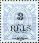 [Issues of 1886 and 1895 Surcharged, Typ AI7]