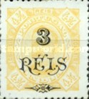 [Issues of 1886 and 1895 Surcharged, Typ AI8]
