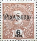 [Issue of 1898 Overprinted PROVISORIO, Typ AL]