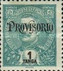 [Issue of 1898 Overprinted PROVISORIO, Typ AL1]