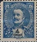 [Issue of 1898-1901 Overprinted in Red, Typ AN10]