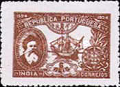 [The 400th Anniversary of the Death of Vasco da Gama, type BD]