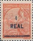 [Portugal and Sao Gabriel - Stamps of 1933 Surcharged, type BT]
