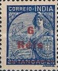 [Portugal and Sao Gabriel - Stamps of 1933 Surcharged, type BT6]