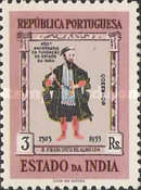 [The 450th Anniversary of Portuguese India, Typ DF]