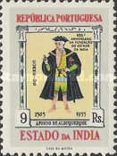 [The 450th Anniversary of Portuguese India, Typ DH]