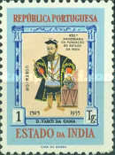 [The 450th Anniversary of Portuguese India, Typ DI]