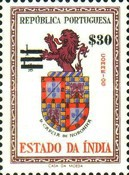 [Coat of Arms Stamps of 1958 Surcharged, Typ EB1]