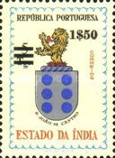 [Coat of Arms Stamps of 1958 Surcharged, Typ ED1]