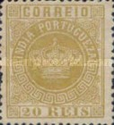 [Portuguese Crown - See Also No. 56A-63A, Typ J2]