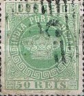 [Portuguese Crown - See Also No. 56A-63A, Typ J5]