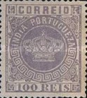 [Portuguese Crown - See Also No. 56A-63A, Typ J6]