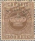 [Portuguese Crown - See Also No. 56A-63A, Typ J8]
