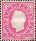 [King Luis I - See Also No. 161A-167A, type W3]