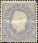 [King Luis I - See Also No. 161A-167A, Typ W5]