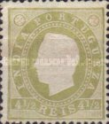 [King Luis I - Different Perforation, Typ W8]