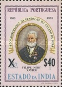 [The 450th Anniversary of Portuguese India Stamps of 1956 Surcharged, Typ XDW]