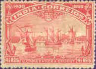 [The 400th Anniversary of Vasco da Gama Arriving to India by Ship, Typ Z]