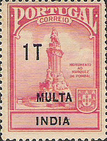 [Tax-due Stamps - Tax Stamps of 1925 Overprinted