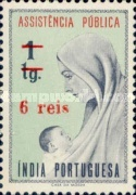 [Tax Stamp Surcharged, Typ H2]