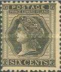 [Queen Victoria - Value in (C)ents, type L]
