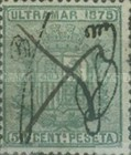 [Cuban Postage Stamps - Coat of Arms Issue Overprinted, type C1]