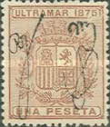 [Cuban Postage Stamps - Coat of Arms Issue Overprinted, type C2]