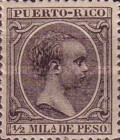 [King Alfonso XII of Spain, type L]