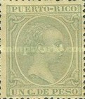 [King Alfonso XII of Spain, type L22]
