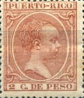 [King Alfonso XII of Spain, type L23]