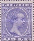 [King Alfonso XII of Spain, type L32]