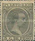 [King Alfonso XII of Spain, type L37]