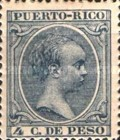 [King Alfonso XII of Spain, type L38]