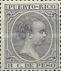 [King Alfonso XII of Spain, type L41]