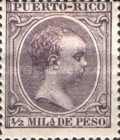 [King Alfonso XII of Spain, type L44]