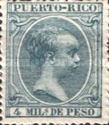 [King Alfonso XII of Spain, type L47]